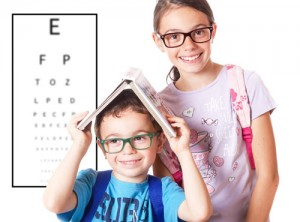 Child Eye Exams