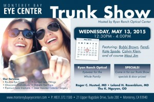 Thanks For Attending the May 2015 Trunk Show