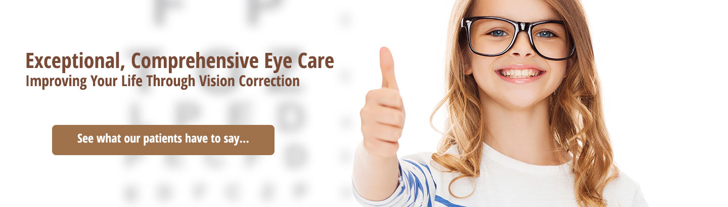 Exceptional Comprehensive Eye Care